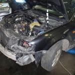odzysk czynnika chłodniczego w czasie demontażu przodu auta