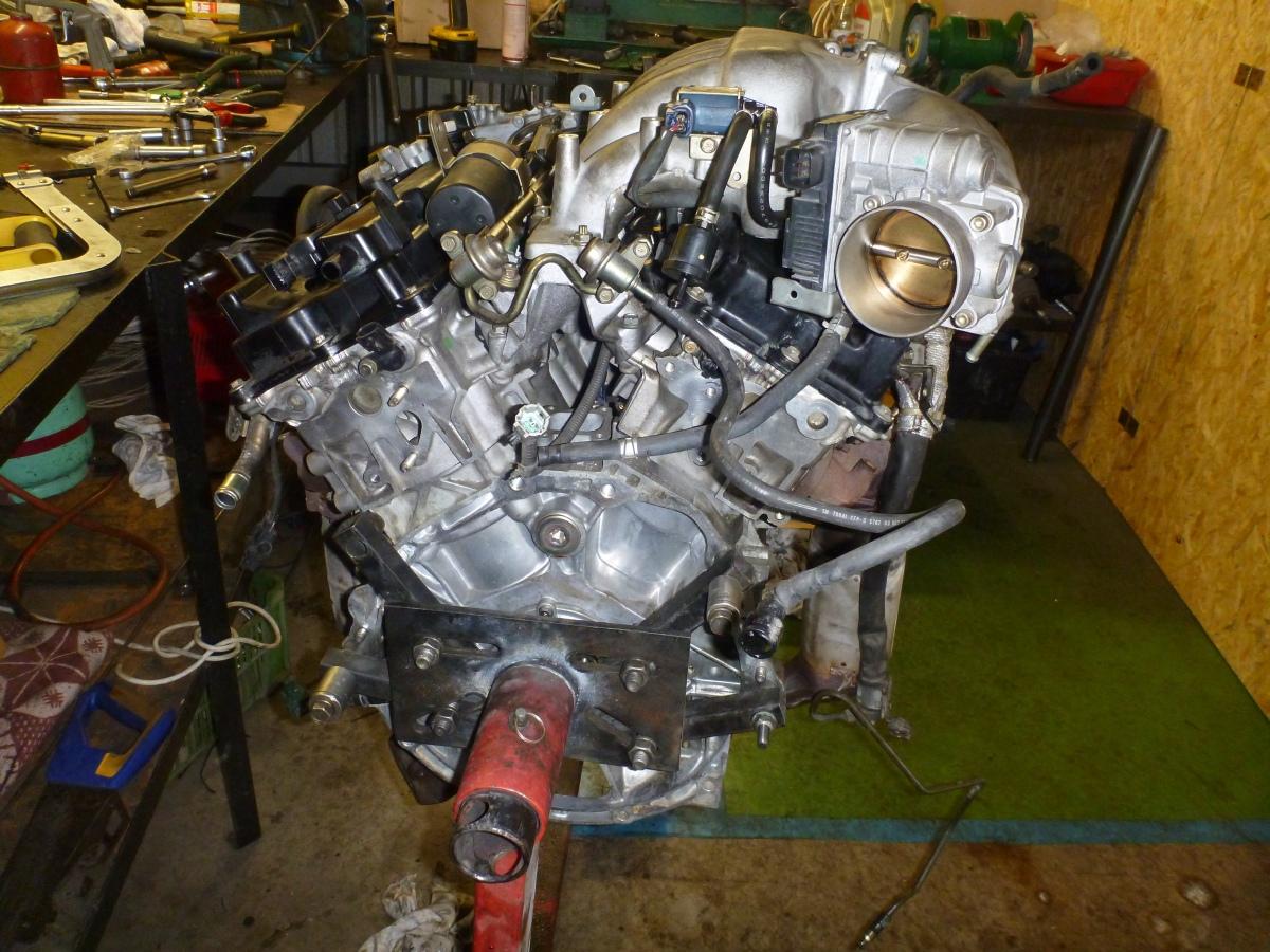 Remont Silnika Nissan Murano 350z Velsatis Wrocław