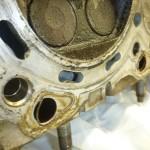 głowica silnika nissan murano