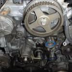 rozrząd silnika mitsubishi l200